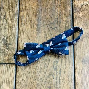 Janie and Jack Boys' Bulldog Bow-Tie
